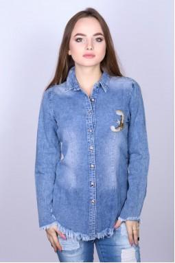Рубашка женская R&B 9010