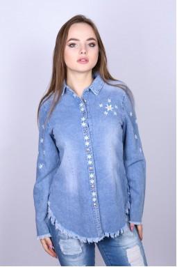 Рубашка женская R&B 9012